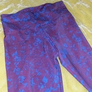 Hazy purpley yoga pants